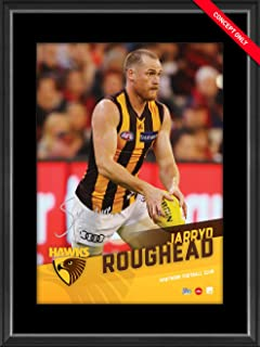 Sport Entertainment Products Jarryd Roughead Signed Vertiramic