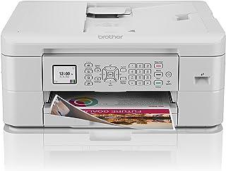 Brother MFCJ1010DW 4-in-1 kleureninkjetprinter, A4-formaat, draadloze connectiviteit, automatische dubbelzijdige print, kl...