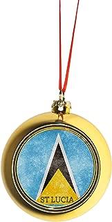 Best saint lucia christmas ornament Reviews