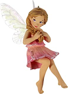 Hallmark Keepsake Christmas Ornament 2019 Year Dated Messengers Sweet Pea Fairy
