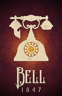 EvolveFISH Alexander Graham Bell Science Poster - [11'' x 17'']