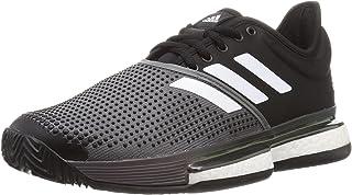 adidas Solecourt M Clay Primeblue, tennisschoenen voor heren