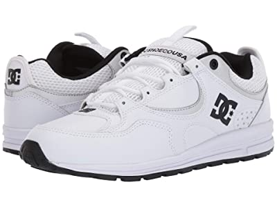 DC Kalis Lite (White/Black/Black) Men