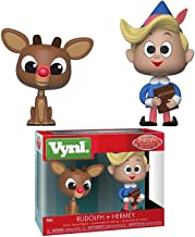 Best rudolph funko vynl Reviews