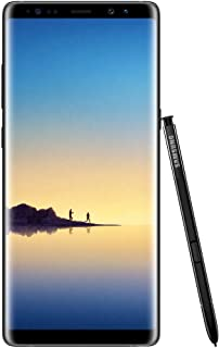 Samsung SM-N950F Galaxy Note 8, Nero (Midnight Black)