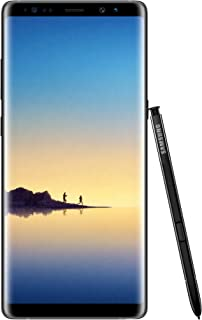 Samsung Galaxy Note 8 N950F Ds Dual Sim 64Gb Factory Unlocked 4G Lte Smartphone International Version Midnight Black