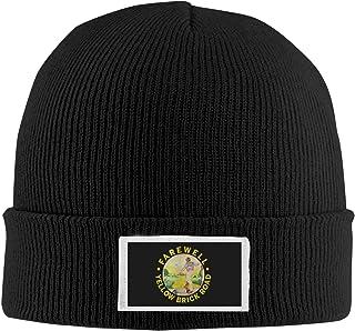 zjipeung Elton John Tour Farewell Yellow Brick Road Goodbye Adjustable Unisex Hat Baseball Caps Black