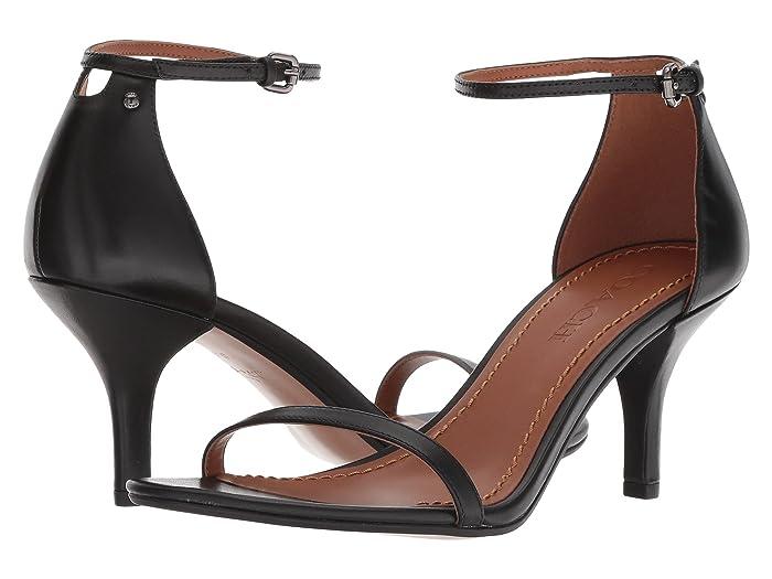 COACH Heeled Sandal