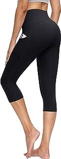 Capri Leggings With Pockets For Women