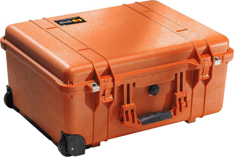 Pelican 1560 Case No Orange Arlington Challenge the lowest price of Japan ☆ Mall Foam