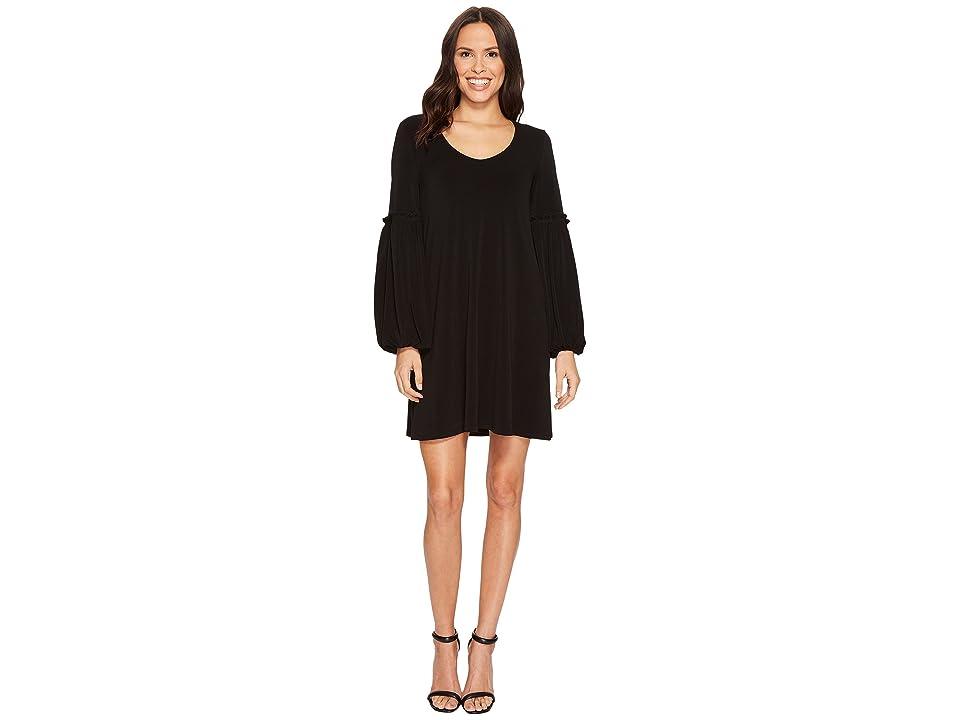 Karen Kane Harper Dress (Black) Women