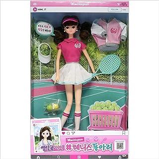 Mimiworld Seventeen Mimi Tennis Club Toy