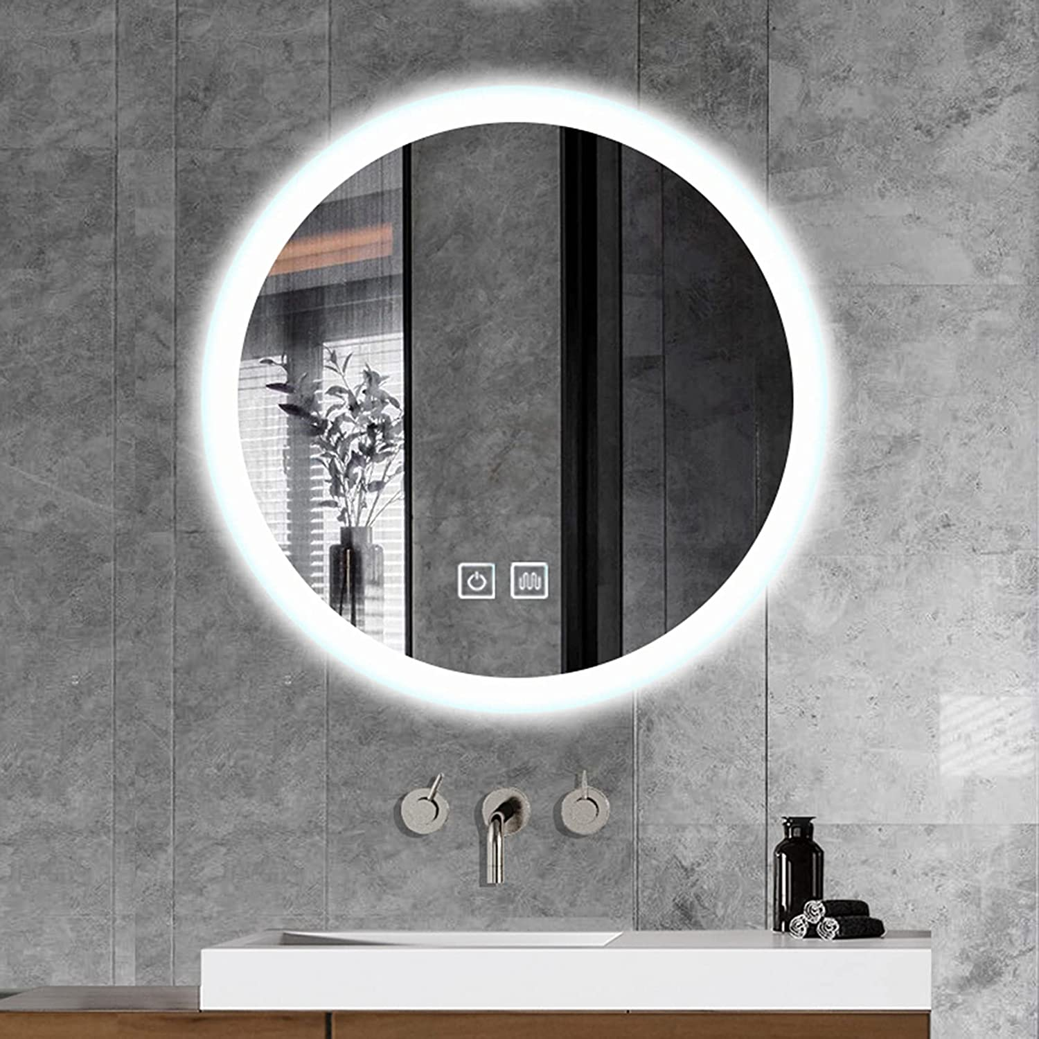 latest LED Ranking TOP7 Bathroom Mirror for Wall Touch Vanity But with Large