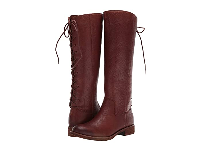 Vintage Boots- Buy Winter Retro Boots Sofft Sharnell II Waterproof Whiskey Canneto Womens Lace-up Boots $199.95 AT vintagedancer.com