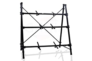 3 Tier Piano Keyboard Stand by GRIFFIN | Triple A-Frame Stan