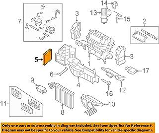 BMW 64119248294 Cabin Air Microfilter for E70/F15 X5, E71/F16 X6, F85 X5 M & F86 X6 M