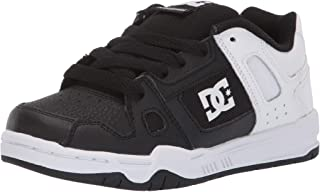 DC Shoes Boys Shoes Boy's 8-16 Stag Shoes Adbs100024