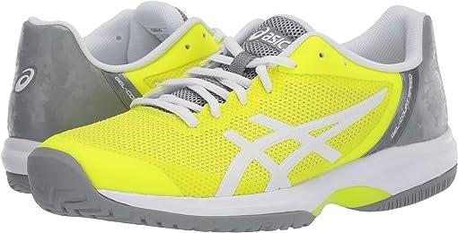 Safety Yellow/White