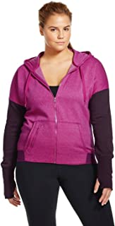 Champion C9 Women's Plus Size Active Fleece Hoodie