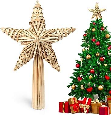 O-Kinee Étoile d'arbre de Noël.