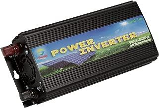 Solinba Grid Tie Solar Inverter 500w DC11-28v to AC90-130v for 12v Solar System USA Plug