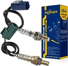 Kwiksen Heated 2Pcs O2 Oxygen Sensor 1 Sensor 2 Downstream Left/Right 226A08J100 226902A000 Replacement for Infiniti G35 Nissan 350Z 3.5L 2005-2006