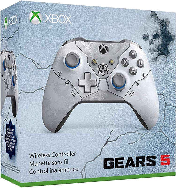 Xbox Wireless Controller Gears 5 Kait Diaz Limited Edition