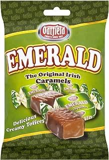 Oatfield Emerald Chocolate Caramels -- 160g Bag