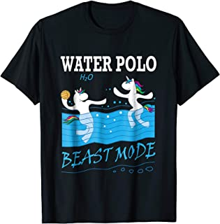 Unicorn water Polo t shirt