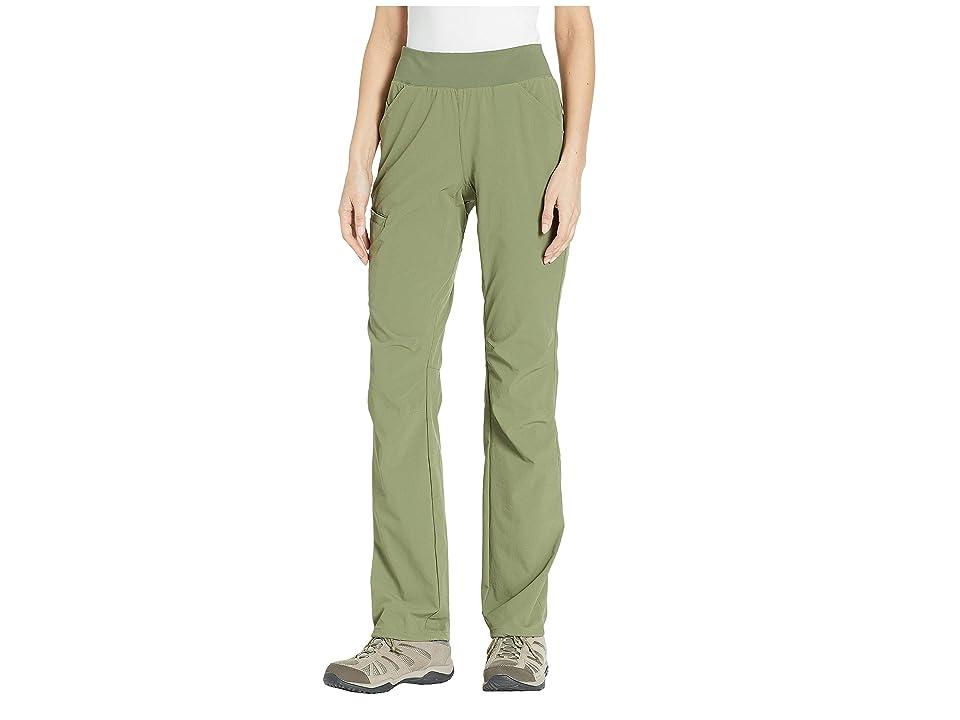 Mountain Hardwear Logan Canyontm Pants (Light Army) Women