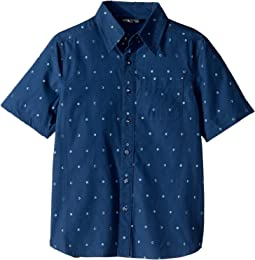 Short Sleeve Bay Trail Shirt (Little Kids/Big Kids)