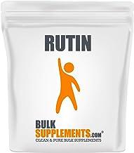 BulkSupplements Rutin Powder (100 Grams)