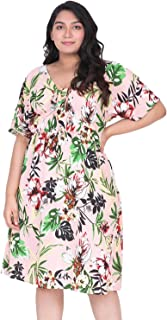 Lastinch Women's Floral Print Casual Dress