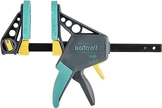 Wolfcraft 3030000 Enhandsklämma EHZ PRO, 100-150 mm