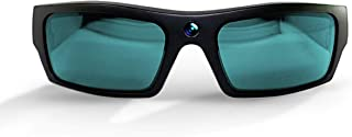 GoVision SOL 1080p HD Camera Glasses Video Recording Sport Sunglasses with Bluetooth Speakers and 15mp Camera - Black (GV-...