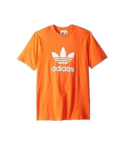 adidas Originals Trefoil Tee (True Orange) Men