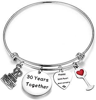 celebrating 30th wedding anniversary