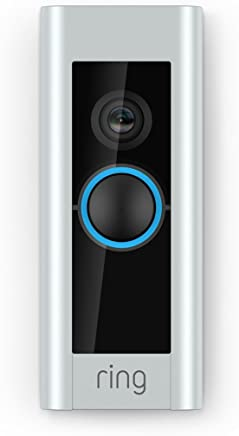 Ring Video Doorbell Pro, Works with Alexa (existing...