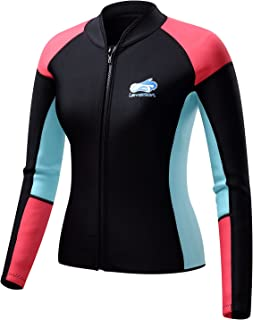 sup wetsuit jacket