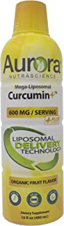 Vida Lifescience, Mega-Liposomal Curcumin+ 600 mg with Vitamin C