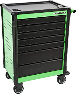 """OEMTOOLS 24566 Professional 28"""" 7-Drawer Tool Cart 