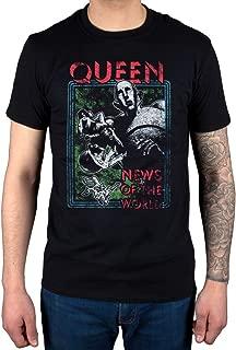 Best queen news of the world t shirt Reviews