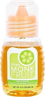 Sponsored Ad - LLINEA MONK FRUIT - Approx. 200 Servings Per Bottle - 6 Drops = 1 Tsp of Sugar - Sweeten Coffee, Tea, Smoot...
