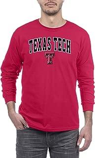 Elite Fan Shop NCAA Men's Team Color Long Sleeve Shirt