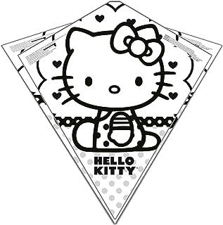 Color Me Kite 26-inches Tyvek Diamond Kite: Hello Kitty