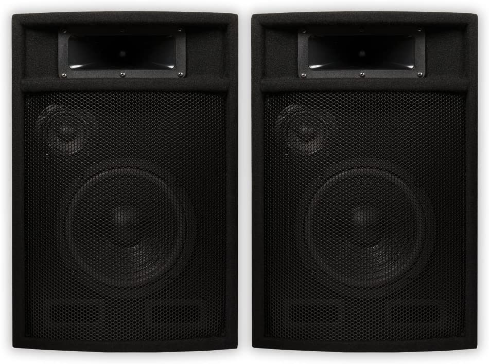 Acoustic Audio by Goldwood Black Max 75% OFF Studio Monitor PA-380X Factory outlet
