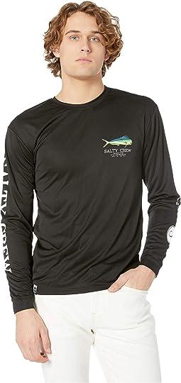 Bull Long Sleeve Tech Shirt