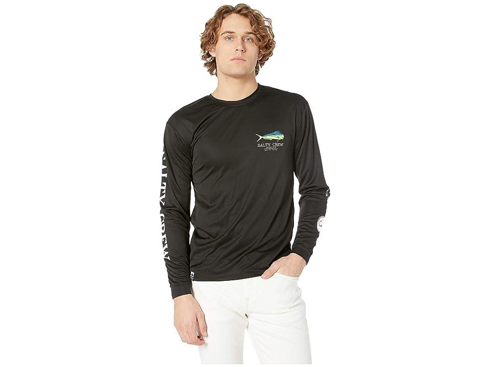Salty Crew - Salty Crew Bull Long Sleeve Tech Shirt