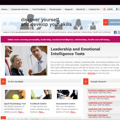 Emotional Intelligence Test