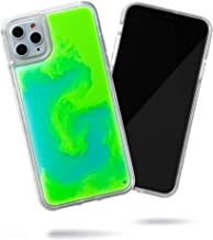 SteepLab Flowing Neon Sand Liquid iPhone 11 Pro Max Case (2019, 6.5